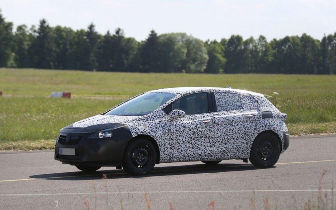 Kaj lahko pričakujemo pri novi Opel Astri?