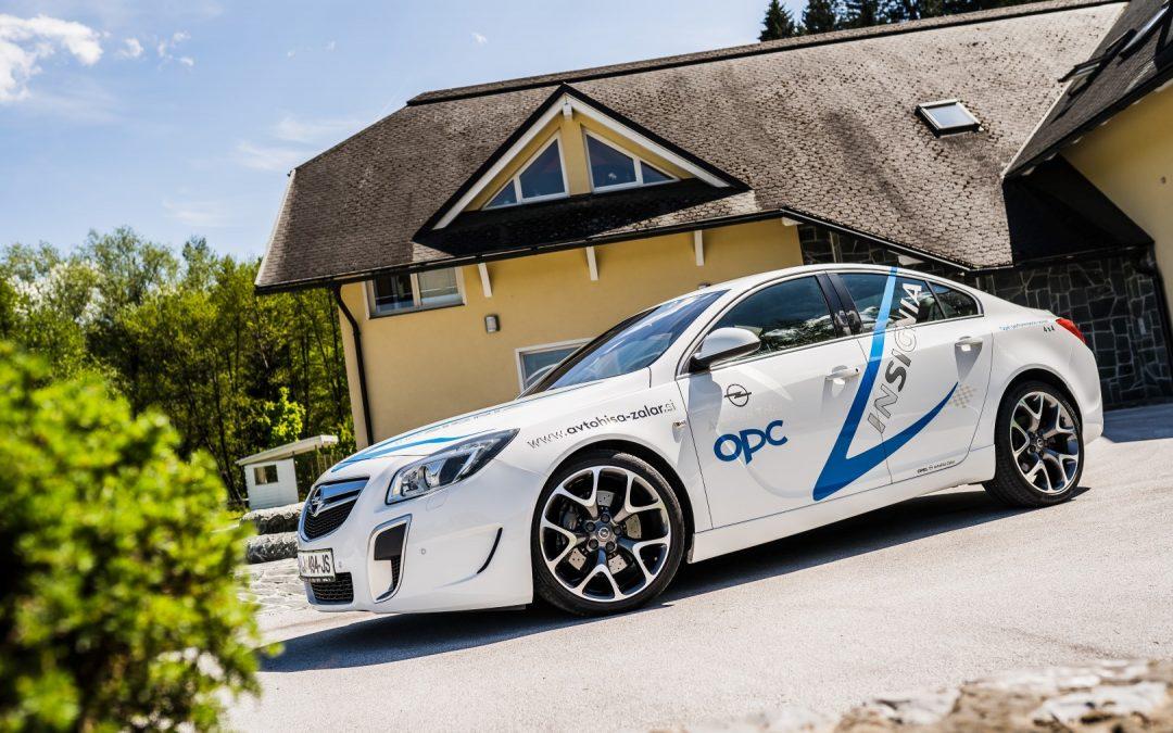 Opel Insignia OPC – zgodba o najmočnejšem Oplu vseh časov!