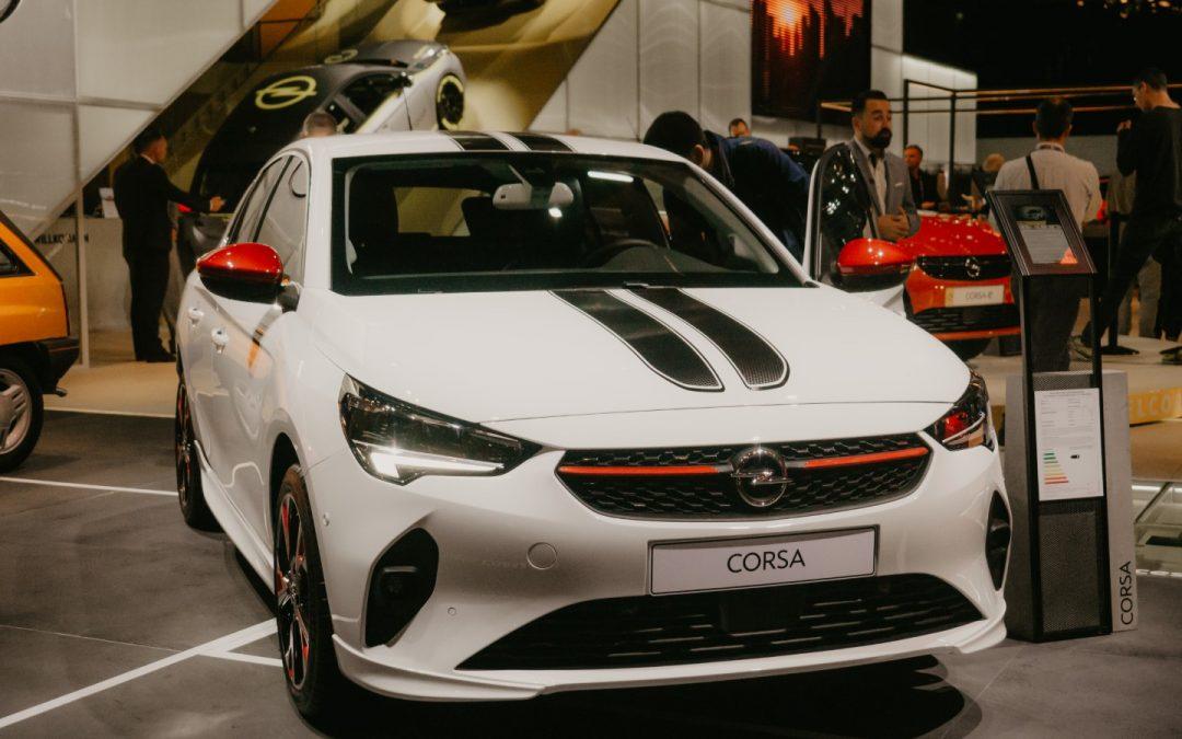 Nova Opel Corsa, prenovljena Opel Astra, Opel Zafira Life in Grandland X!