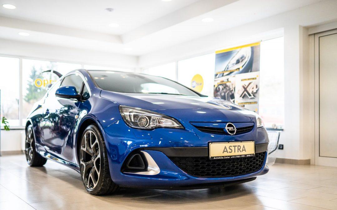Opel Astra OPC – zmogljivi športnik za vsakogar