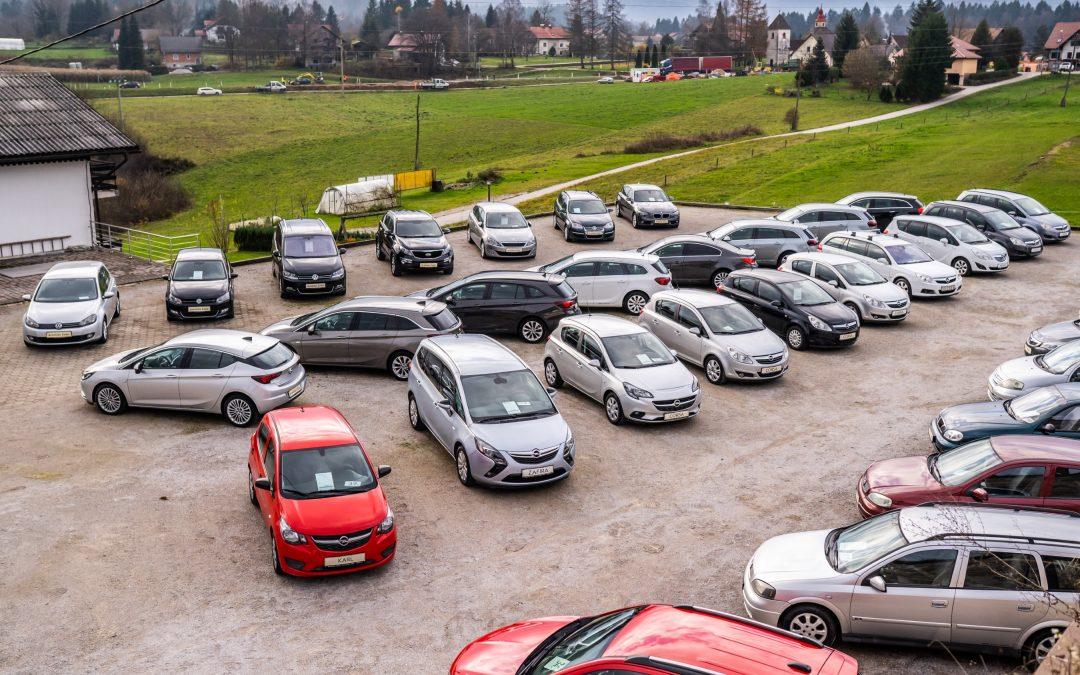 Kako do varnega nakupa vašega novega rabljenega vozila?
