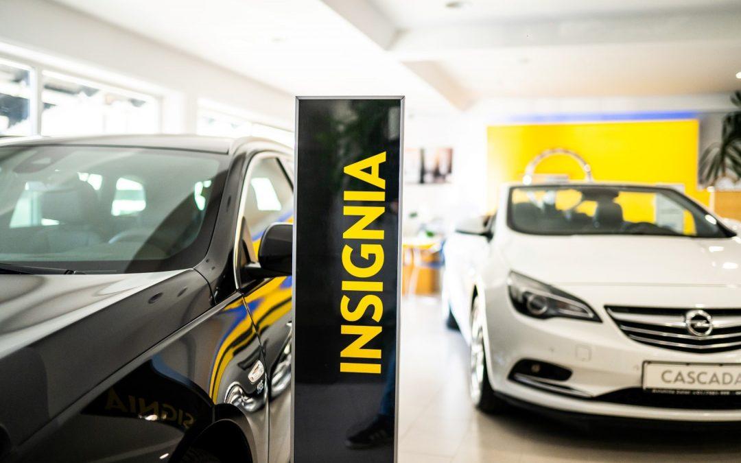 Opel salon se umika salonu novih vozil Hyundai