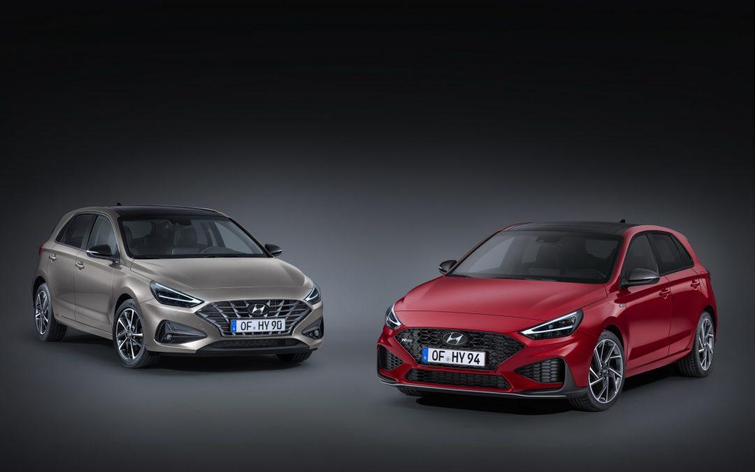 Prenovljeni Hyundai i30 in i30 N Line s še več tehnologije