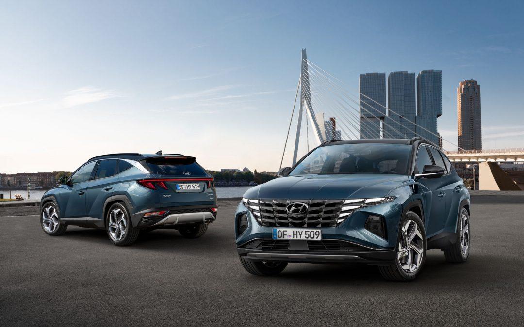 Novi Hyundai Tucson – popolnoma nova generacija športnega terenca!