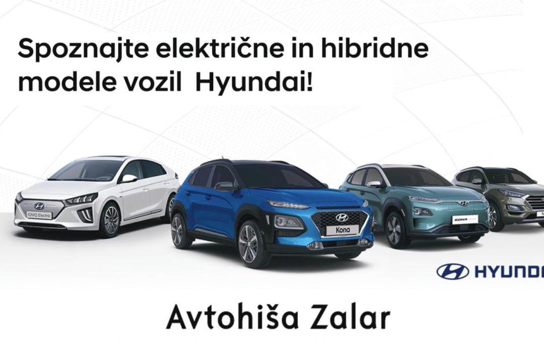 HYUNDAI TEDEN TESTNIH VOŽENJ – z vsemi vozili Hyundai!