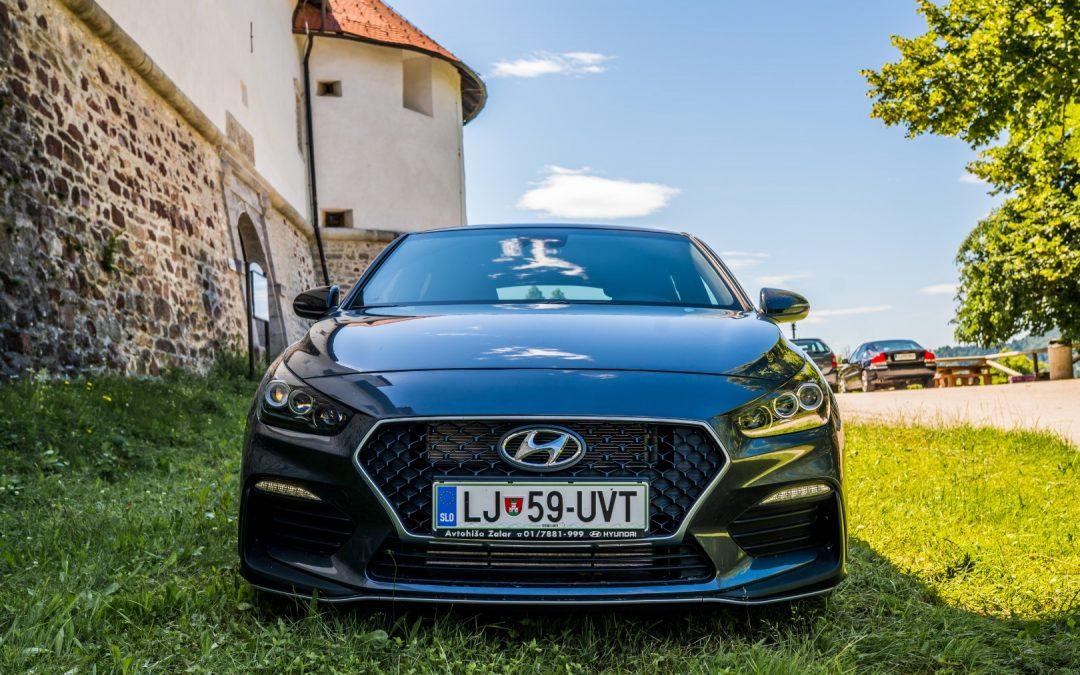 Hyundai i30 N Line z bogato dodatno opremo po akcijski ceni!