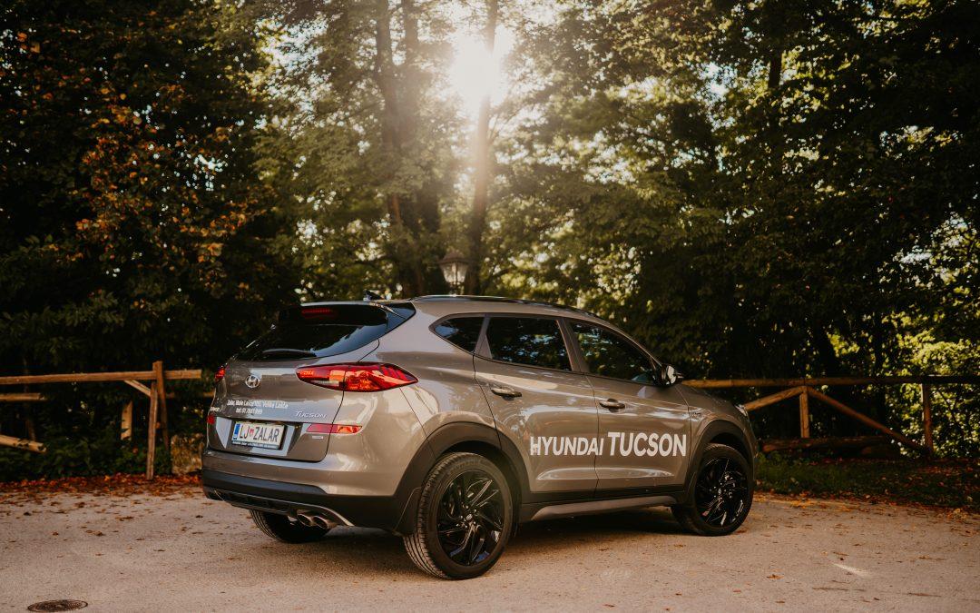 Odličen Hyundai Tucson 1.6 CRDi Premium 4WD N-Line za samo 28.490 € (privarčujte več kot -8.350 €)!